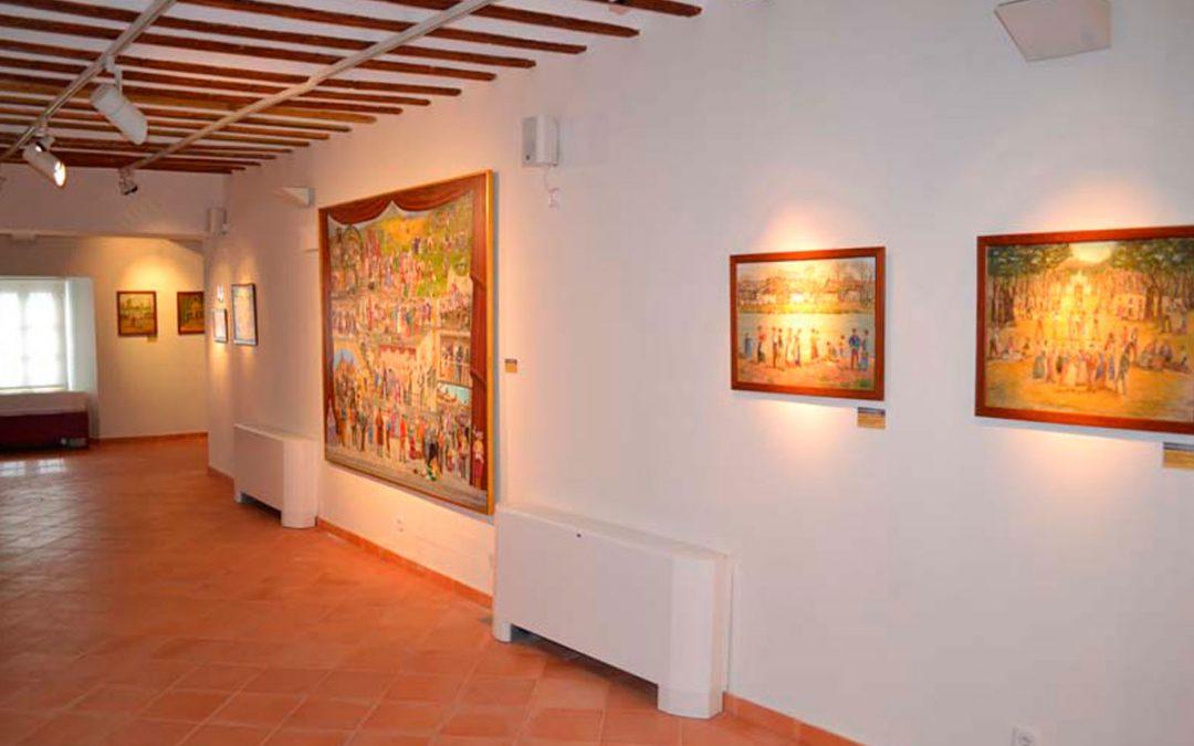Pintando la zarzuela: Colección de Eduardo Armenteros (1909-2002)