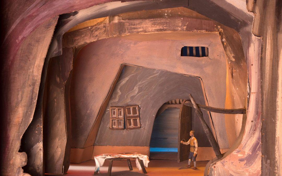 Arquitectura de los sueños:Colección de maquetas y teatrines del Museo Nacional del Teatro
