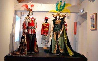 Vestir a Calderón: La Cena del Rey Baltasar