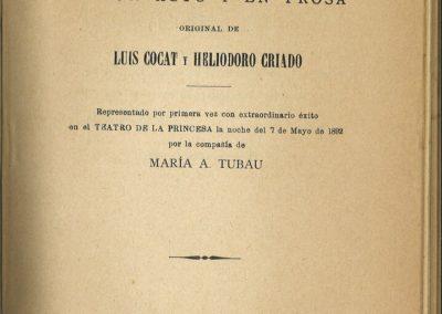 Los cotorrones, de Luis Cocat
