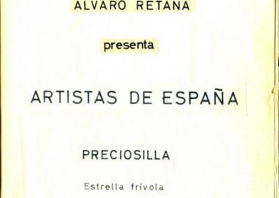 Álbum de La Preciosilla