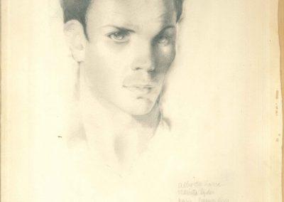 Mariette Lydis_Retrato de Alberto Lorca