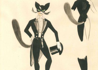 José de Zamora_La gatita blanca, de Amadeo Vives - 1953