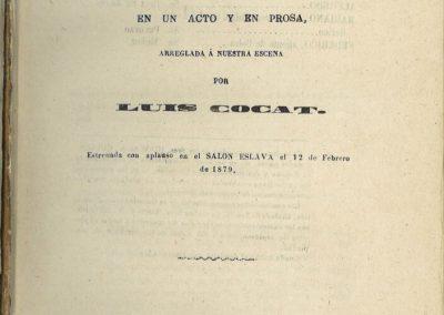 Las citas de Carlota, de Luis Cocat